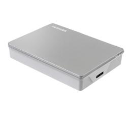 Dysk zewnętrzny HDD Toshiba Canvio Flex 4TB USB-C Srebrny