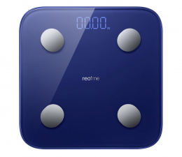 Inteligentna waga realme Smart Scale niebieski