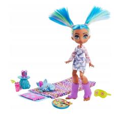 Lalka i akcesoria Mattel Cave Club Jaskiniowe Piżama Party Tella