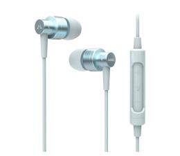 Słuchawki przewodowe SoundMagic ES30C Blue