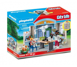Klocki PLAYMOBIL ® PLAYMOBIL Play Box Weterynarz
