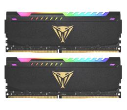 Pamięć RAM DDR4 Patriot 16GB (2x8GB) 3200MHz CL18 Viper Steel RGB