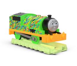 Kolejka / tory Fisher-Price Tomek i Przyjaciele Track Master Świecąca lokomotywa
