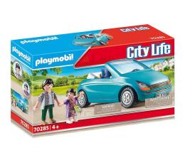 Klocki PLAYMOBIL ® PLAYMOBIL Tata z dzieckiem w kabriolecie