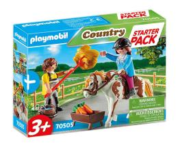 Klocki PLAYMOBIL ® PLAYMOBIL Starter Pack Stadnina koni - zestaw dodatkowy