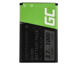 Bateria do smartfonów Green Cell BL-5C do Nokia 105 2700 3110 5130 6230 E50