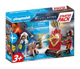 Klocki PLAYMOBIL ® PLAYMOBIL Starter Pack Novelmore - zestaw dodatkowy