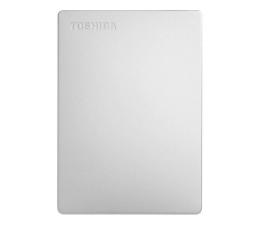 Dysk zewnętrzny HDD Toshiba Canvio Slim 1TB USB 3.2 Srebrny