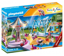 Klocki PLAYMOBIL ® PLAYMOBIL Duży park rozrywki