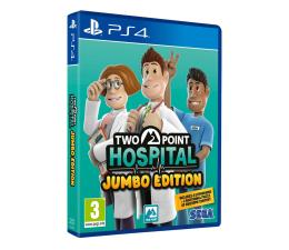Gra na PlayStation 4 PlayStation Two Point Hospital Jumbo Edition