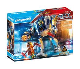 Klocki PLAYMOBIL ® PLAYMOBIL City Action Policyjny robot: Akcja specjalna