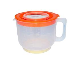 Akcesoria do kuchni MPM Product Plast Team Pojemnik do mieszania z miarką 2l