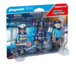 Klocki PLAYMOBIL ® PLAYMOBIL Zestaw figurek: Policjanci