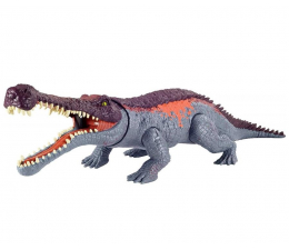 Figurka Mattel Jurassic World Mega Szczęki Sarcosuchus