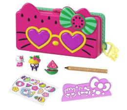 Figurka Mattel Hello Kitty Piórnik zestaw 1