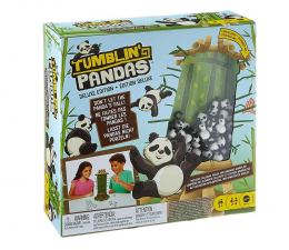 Gra zręcznościowa Mattel Spadające pandy