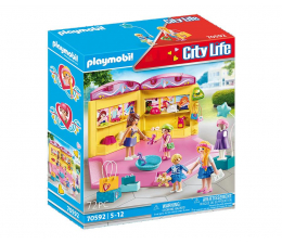 Klocki PLAYMOBIL ® PLAYMOBIL Modny butik z odzieżą dla dzieci