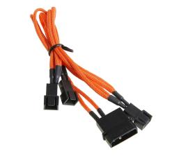 Kabel ATX/Molex Bitfenix Rozgałęźnik 3-Pin na 3x 3-Pin 5V 20cm