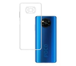 Etui / obudowa na smartfona 3mk Clear Case do Xiaomi POCO X3/X3 Pro