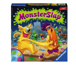 Gra planszowa / logiczna Ravensburger Monster Slap