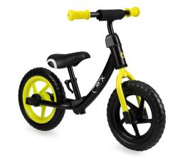 Rowerek biegowy MoMi Ross Czarno-Limonkowy