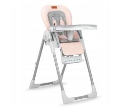 Krzesełko do karmienia MoMi Yumtis Różowy