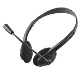 Słuchawki biurowe, callcenter Trust Ziva