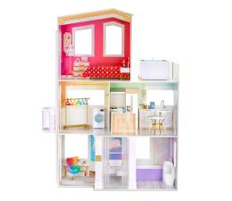 Lalka i akcesoria Rainbow High Wielki drewniany dom dla lalek