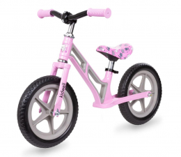 Rowerek biegowy KIDWELL Comet Pink/Gray