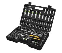Narzędzia warsztatowe FIELDMANN Zestaw kluczy nasadowych i bitów FDG 5001-108R