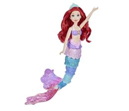 Lalka i akcesoria Hasbro Disney Princess Tęczowy ogon Arielki