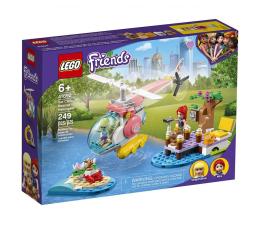 Klocki LEGO® LEGO Friends Weterynaryjny helikopter ratunkowy