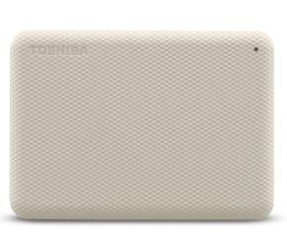 Dysk zewnętrzny HDD Toshiba Canvio Advance 4TB USB 3.2 Biały