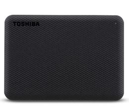 Dysk zewnętrzny HDD Toshiba Canvio Advance 4TB USB 3.2 Czarny