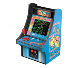 Konsola MyArcade My Arcade Collectible Retro MS. PAC-MAN MICRO PLAYER