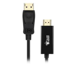 Kabel DisplayPort Silver Monkey Kabel DisplayPort 1.4 - HDMI 1.8m