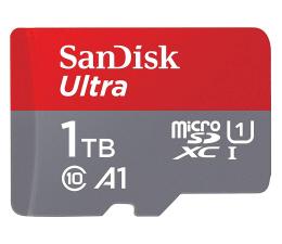 Karta pamięci microSD SanDisk 1TB microSDXC Ultra 120MB/s A1 C10 UHS-I U1