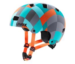 Ochraniacz/kask UVEX Kask Kid 3 cc zielony 51-55 cm