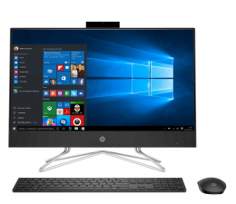 All-in-One HP 24 AiO Athlon 3150U/8GB/256/Win10 IPS Black