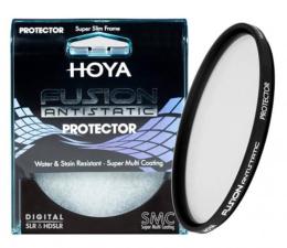 Filtr fotograficzny Hoya Fusion Antistatic Protector 43 mm