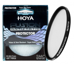 Filtr fotograficzny Hoya Fusion Antistatic Protector 62 mm