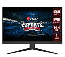 "Monitor LED 24"" MSI Optix G242 czarny"