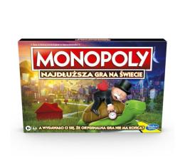 Gra planszowa / logiczna Hasbro Monopoly Najdłuższa Gra na Świecie