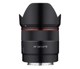 Obiektywy stałoogniskowy Samyang AF 35mm F1.8 Sony FE