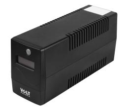 Zasilacz awaryjny (UPS) VOLT Micro UPS (800VA/480W, 2x FR, AVR, LCD, USB)
