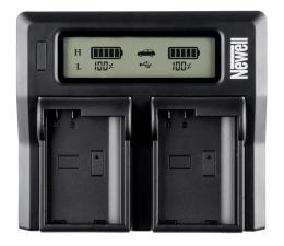 Ładowarka do aparatu Newell DC-LCD do akumulatorów LP-E6