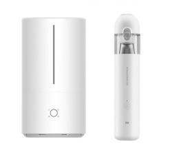 Nawilżacz powietrza Xiaomi Mi Smart Antibacterial Humidifier + Mi Vacuum Cleaner Mini