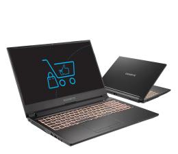 """Notebook / Laptop 15,6"""" Gigabyte  G5 i5-10500H/16GB/512 RTX3060P 144Hz"""