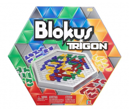 Gra dla małych dzieci Mattel Mattel Blokus Trigon