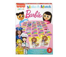 Gra dla małych dzieci Fisher-Price Memory dla dzieci Barbie